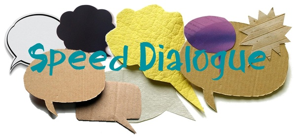 Speed Dialogue - Web Page Header 2 2