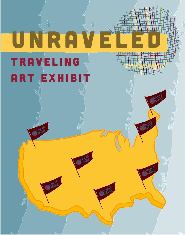 Unraveled - Traveling Art Exhibit - VR Image - smaller